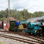 Open for Business and Steam trains next week!