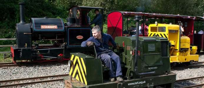 Apedale Valley Light Railway