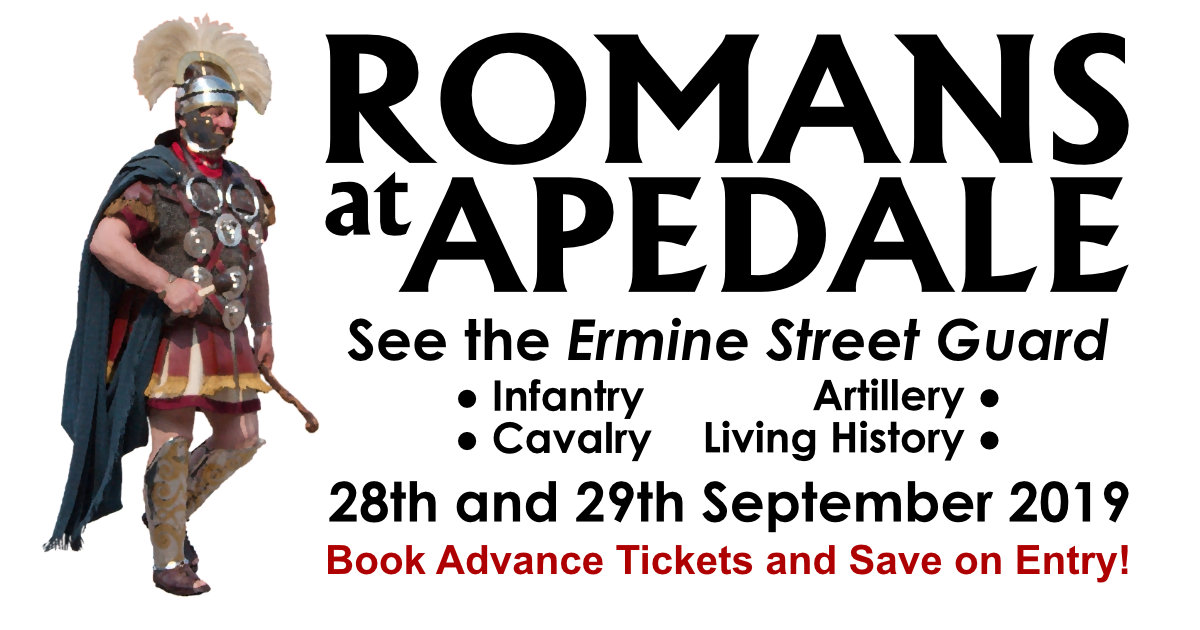 Romans at Apedale | The Apedale Heritage Centre